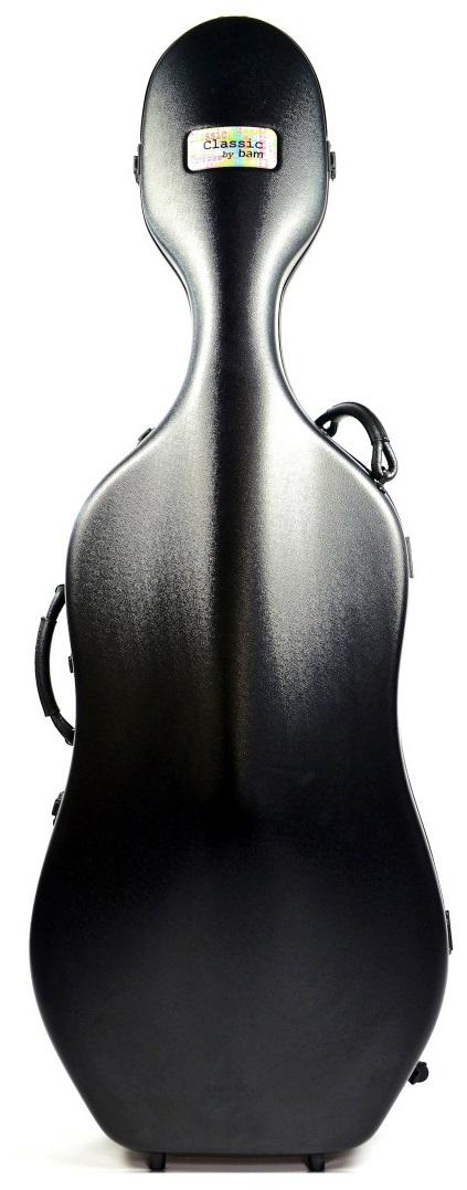 Bam Cello Case 1001 SW Black