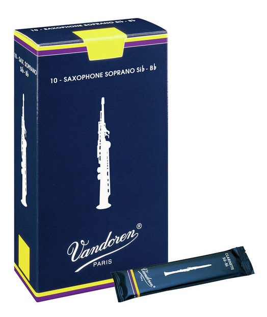 Vandoren Soprano Sax Classic 3.5 - box
