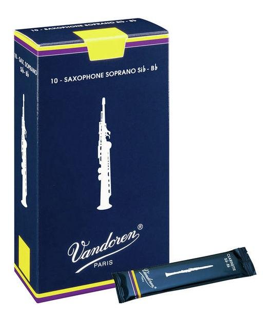 Vandoren Soprano Sax Traditional 1.5 - box