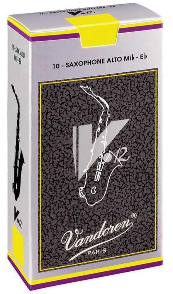Vandoren Alto Sax V.12 4 - box