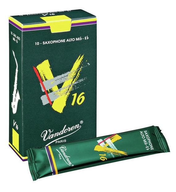Vandoren Alto Sax V16 2.5 - box