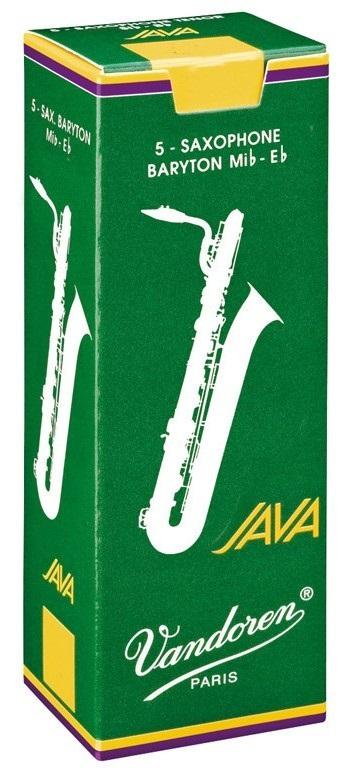 Vandoren Baritone Sax Java 2.5 - box