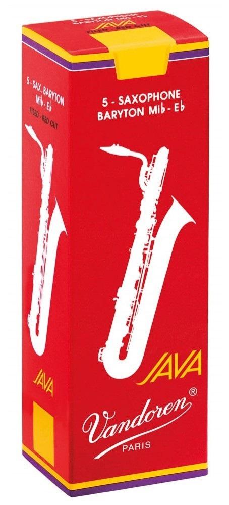 Vandoren Baritone Java Red 3 - box