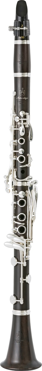 Fotografie F.A.Uebel Bb Clarinet Advantage L