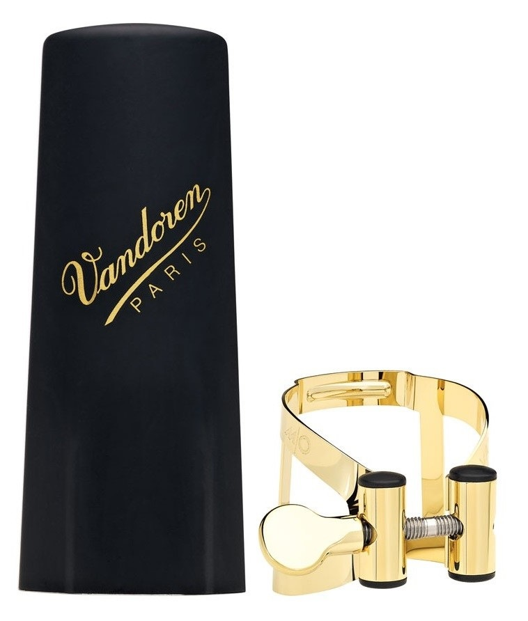 Vandoren Alto Sax M|O Pc Gold color