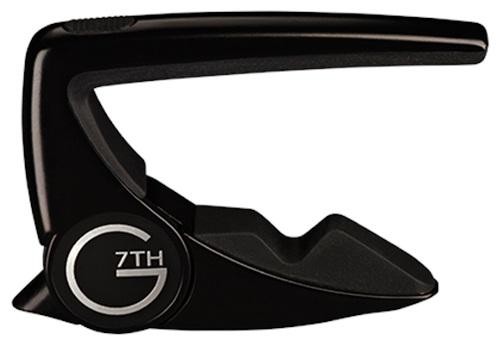 G7th Performance 2 6-String Black