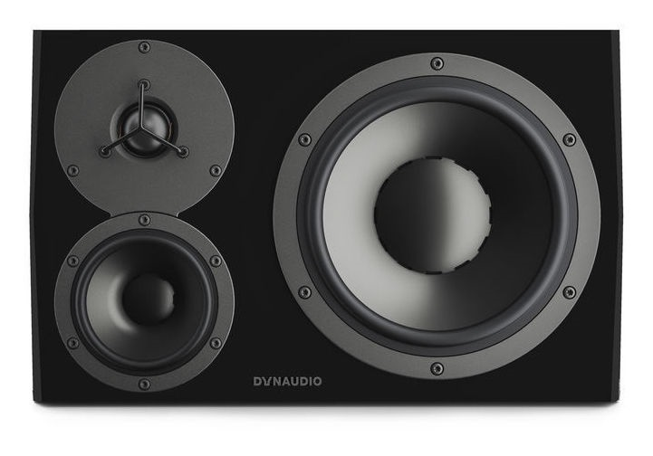 Fotografie DYNAUDIO LYD-48 Black Left