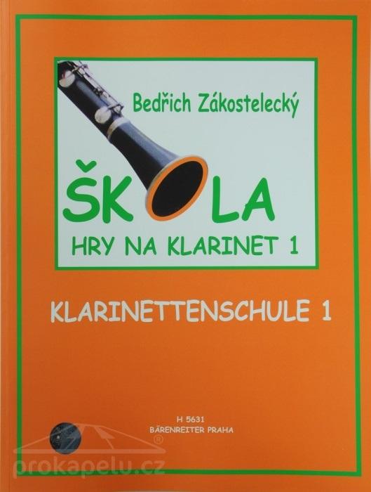 Fotografie Škola hry na klarinet I