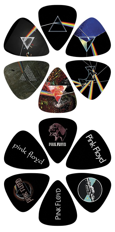 Perri's Leathers Pink Floyd Picks II