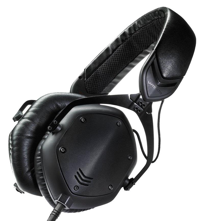 V-Moda Crossfade M100 Matte Black