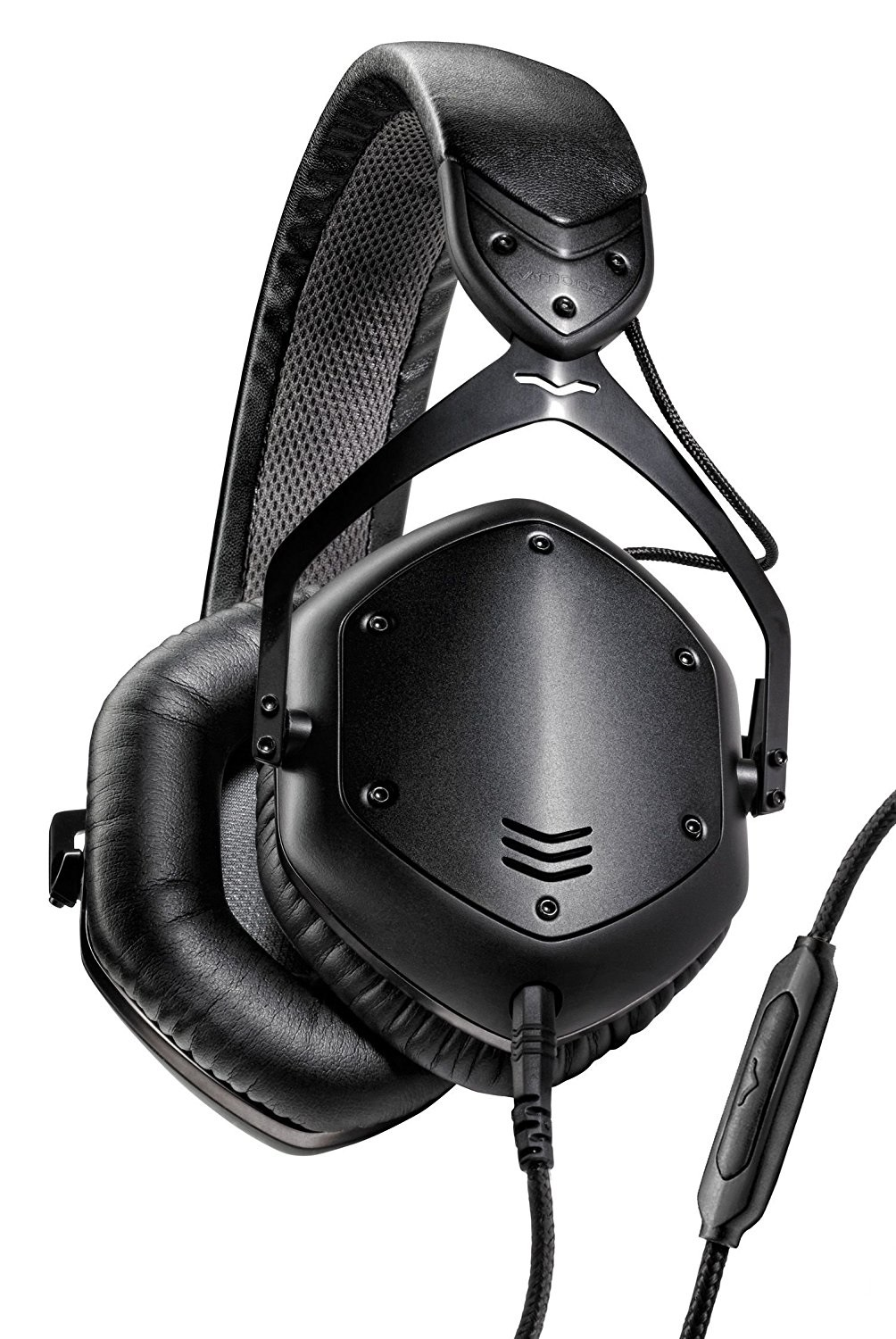 V-Moda LP2 Matte Black Metal