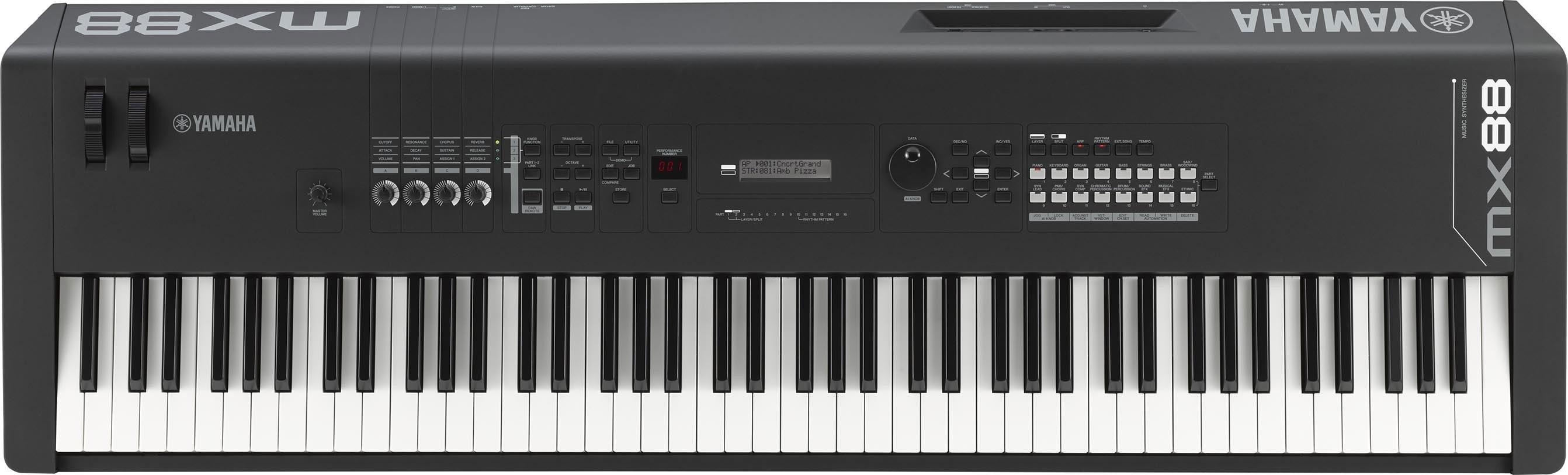 Yamaha MX 88