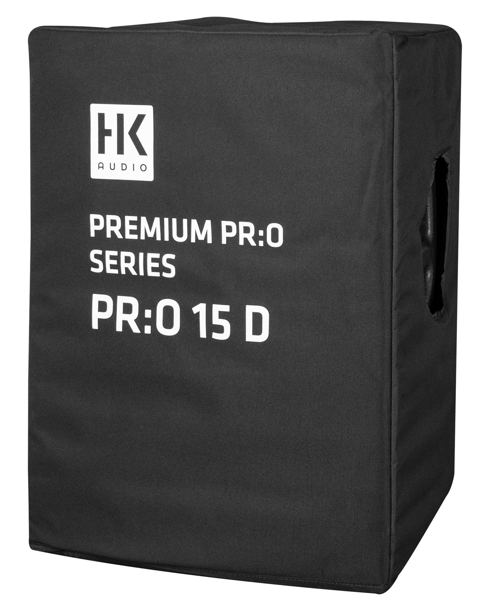 HK Audio PR:O 15 D cover