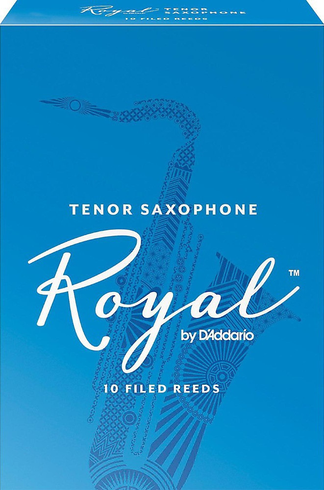 D'Addario Rico Royal Tenor Sax 3, 10