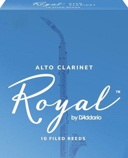 D'Addario Rico Royal alt Clarinet 2, 10
