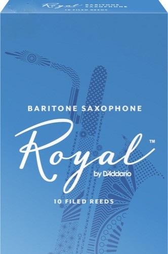 D'Addario Rico Royal Baritone saxofon 3,5, 10