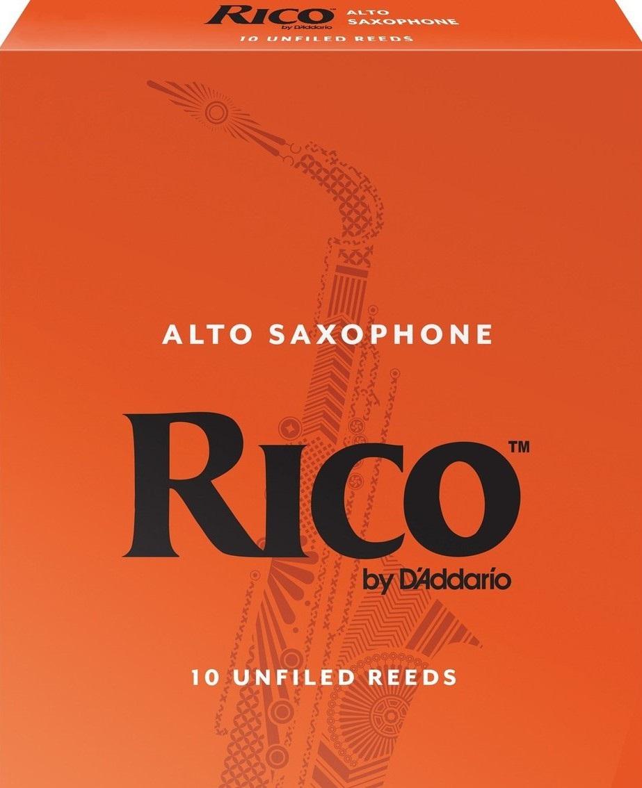 Rico D'Addario Alto Sax 2, 10