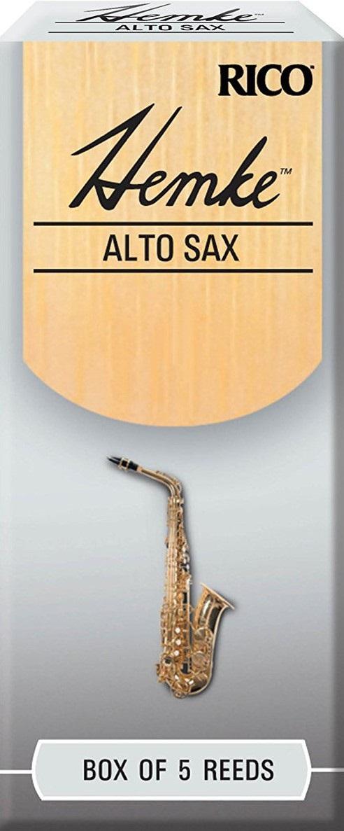 Rico Hemke Alto Sax 2,5, 5