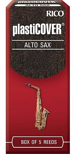 D'Addario Rico Plasticover Alto Sax, 3,5, 5