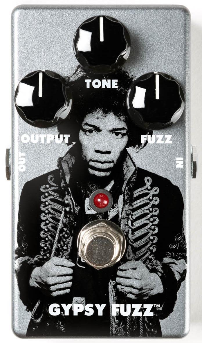 Dunlop JHM8 Jimi Hendrix Gypsys Fuzz Face