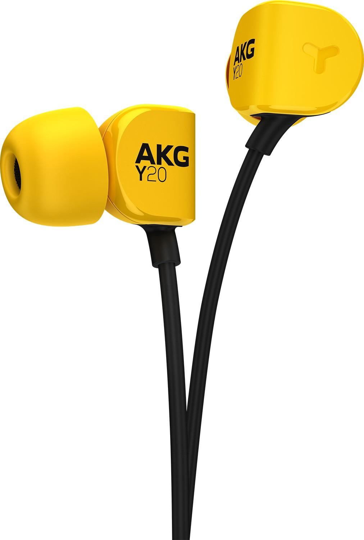 Fotografie AKG Y20U Yellow
