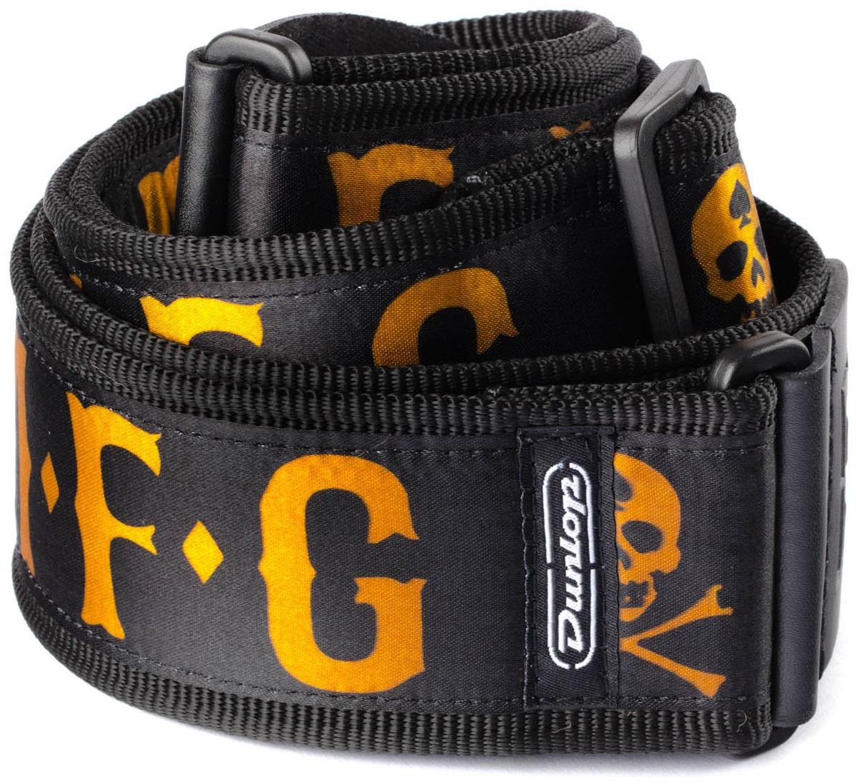 Dunlop Lucky 13 Strap MFG GFY
