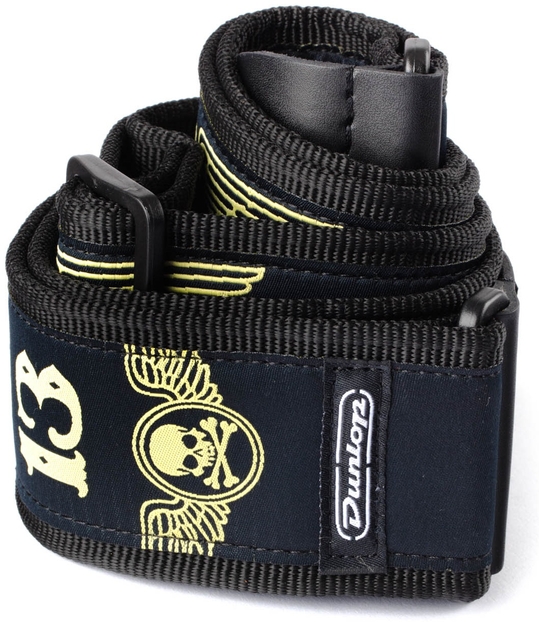 Dunlop Lucky 13 Strap Wings