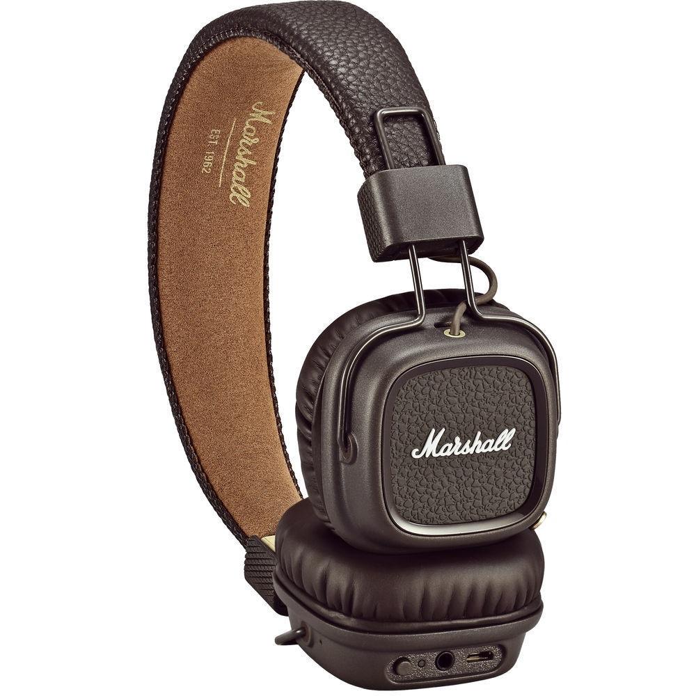 Marshall Major-II Bluetooth Brown