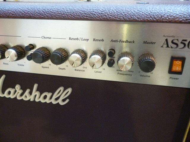 Marshall AS50D (použité)