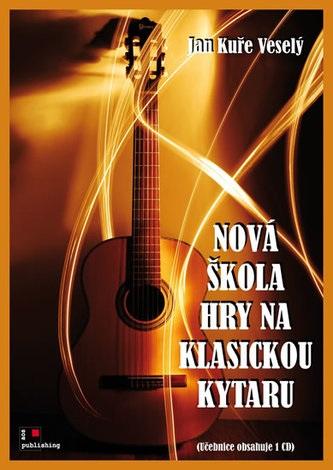 Fotografie Nová škola hry na klasickou kytaru