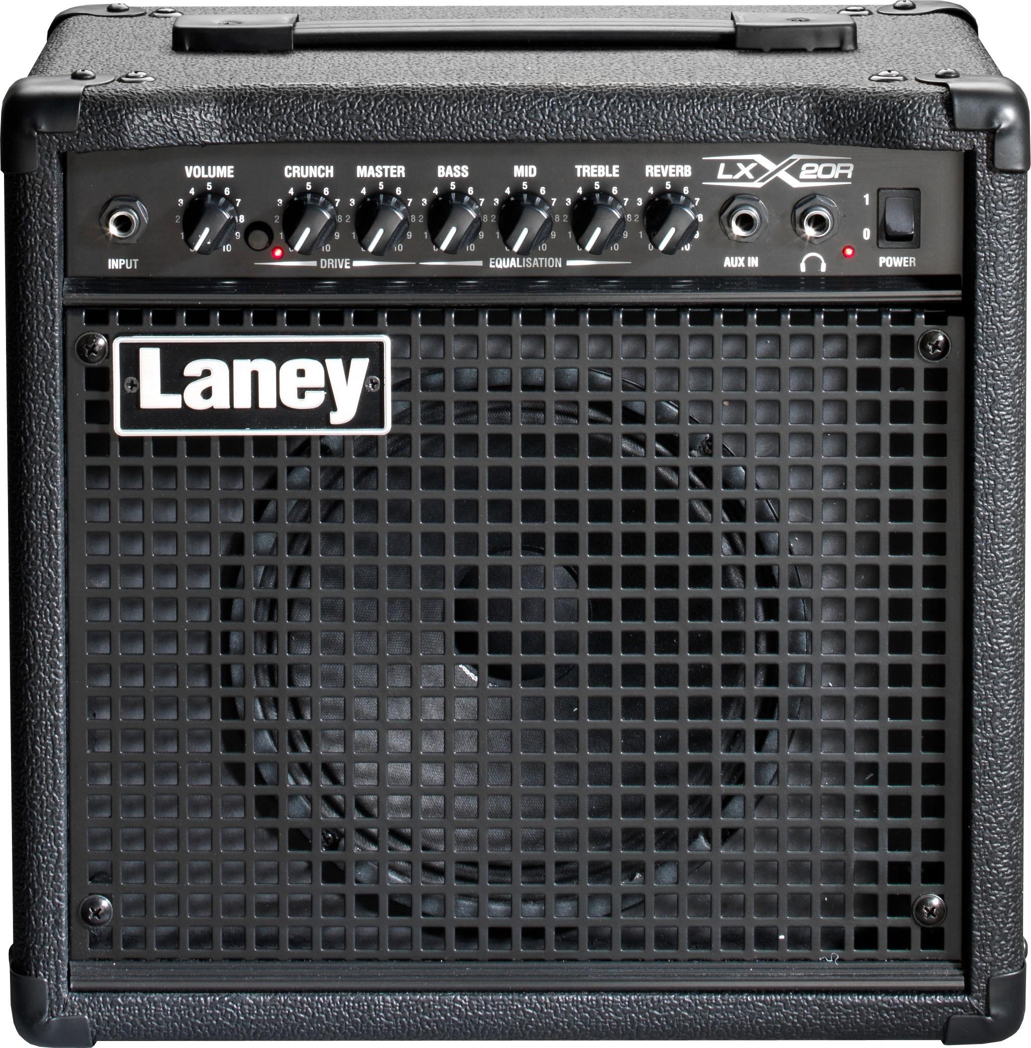 Laney LX20R Black