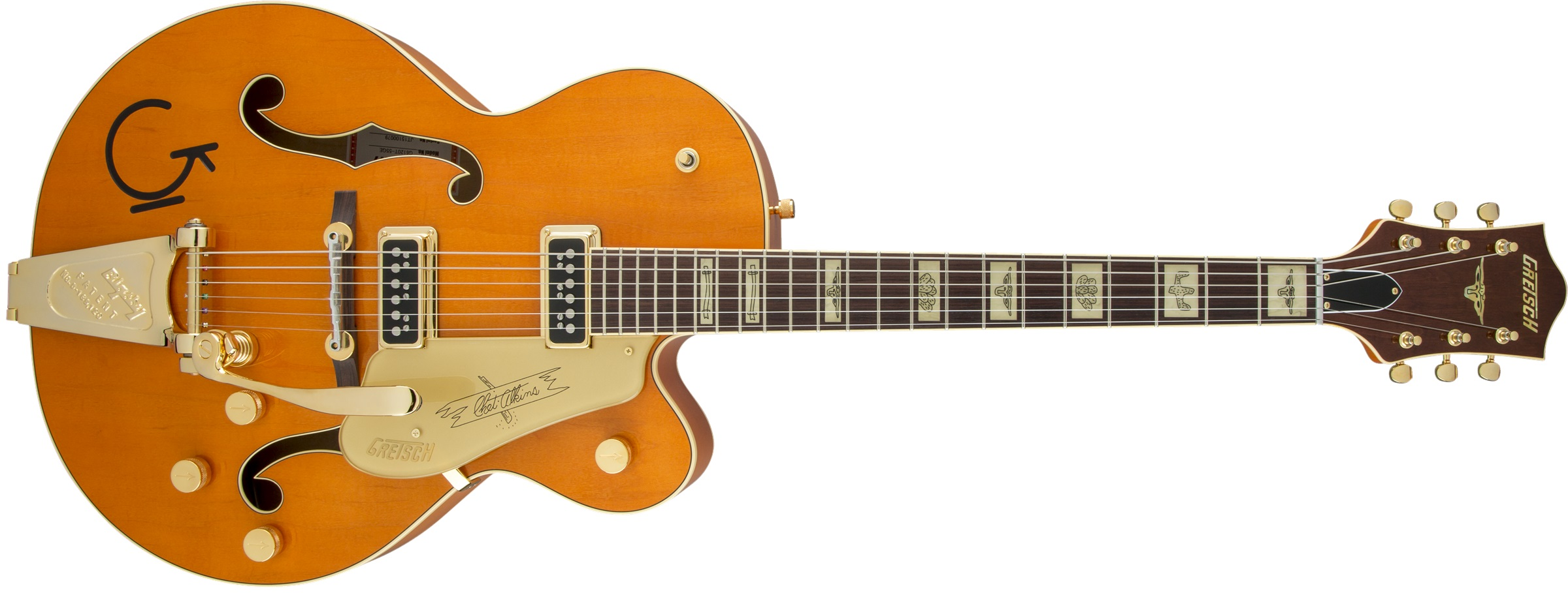 Gretsch G6120T-55GE Golden Era Edition 1955 Chet Atkins