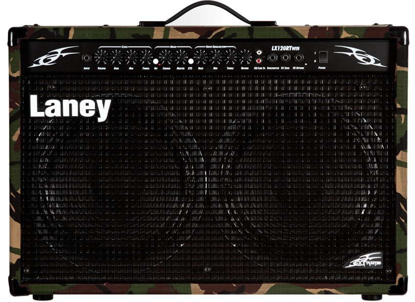 Laney LX120R Twin CAMO