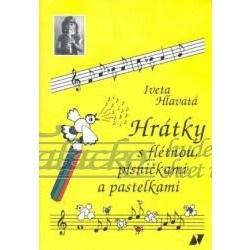 Fotografie KN Hrátky s flétnou, písničkami a pastelkami