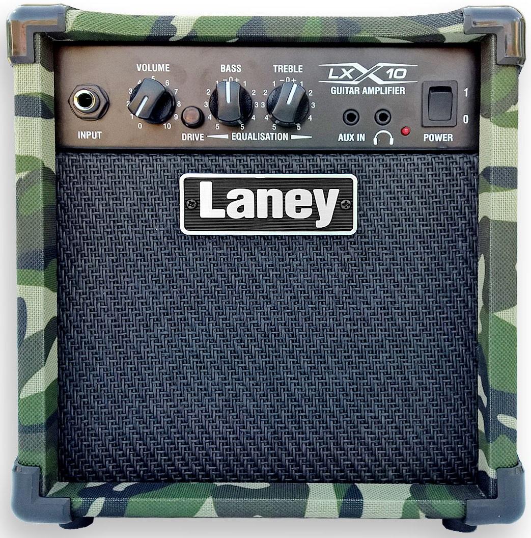 Laney LX10 CAMO