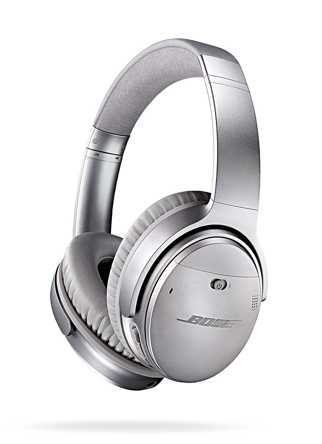 Bose QuietComfort 35 Wireless Silver