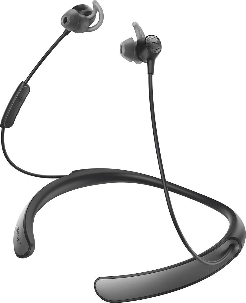 Bose QuietControl 30 wireless Black