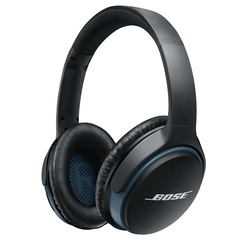 Bose Bose SoundLink around-ear wireless II Black