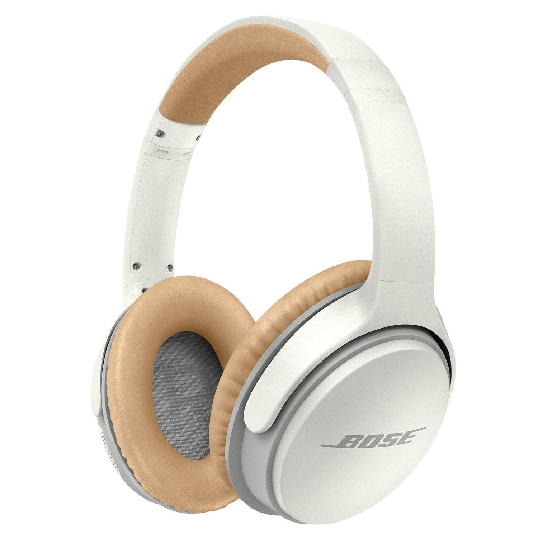 Bose Bose SoundLink around-ear wireless II White