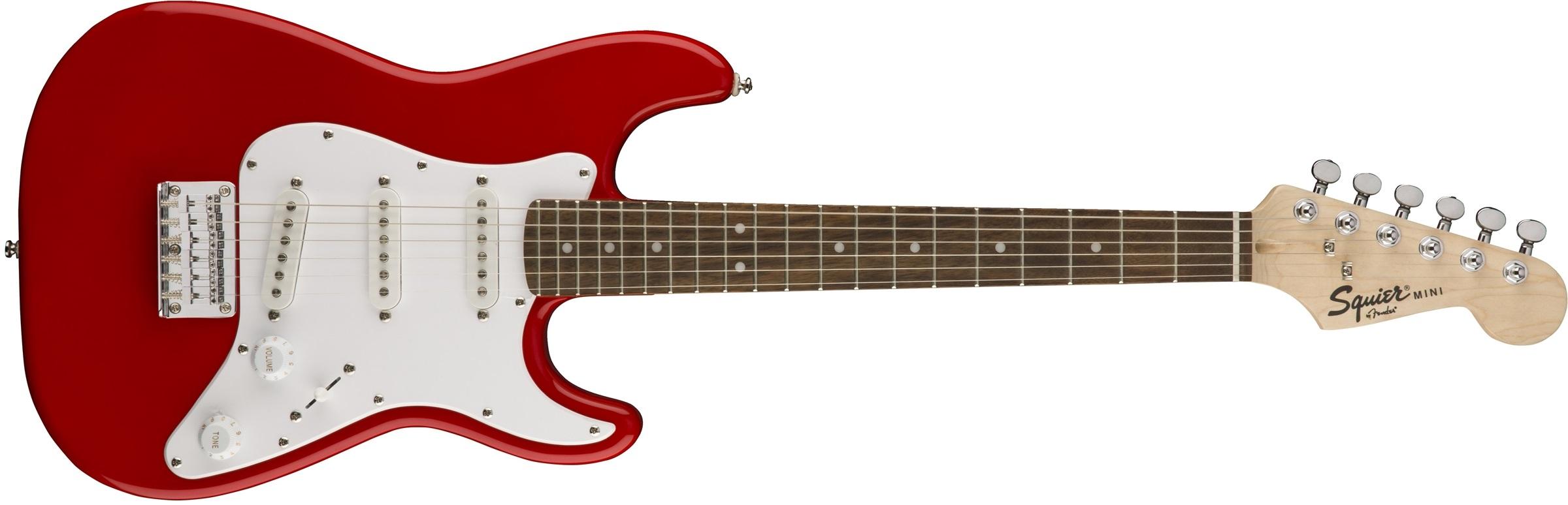 Fender Squier Mini Stratocaster RW TRD