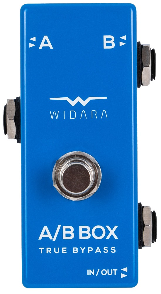 Widara A/B Box Mini Blue