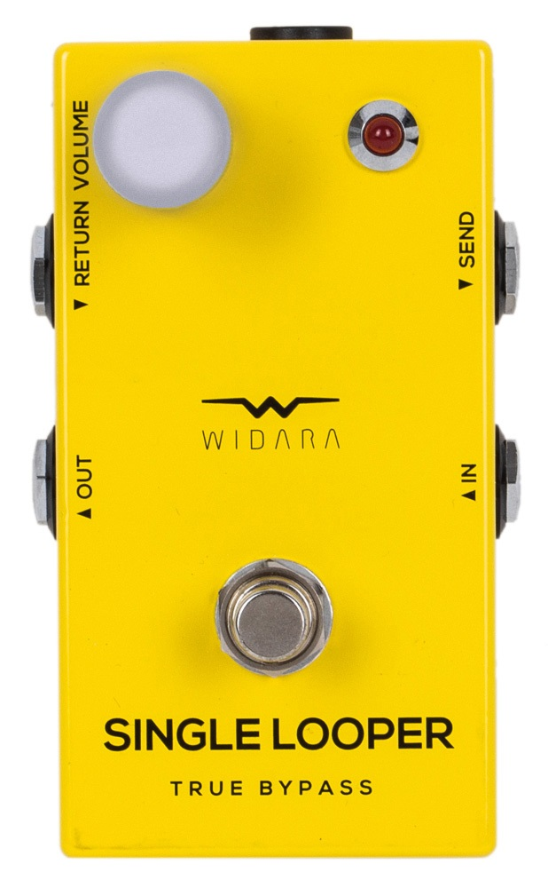 Widara Single Looper Return Volume Yellow