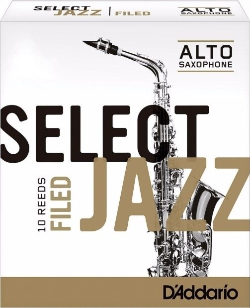 Rico Select Jazz Alto Sax FLD 2H, 10