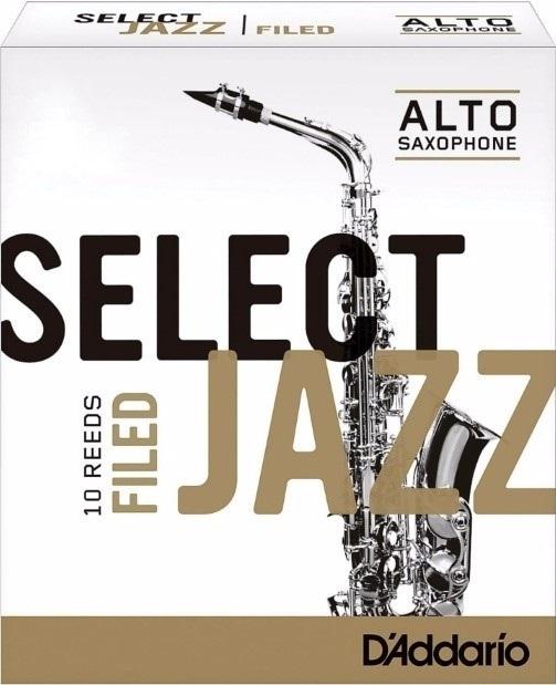 Rico Select Jazz Alto Sax FLD 3S, 10