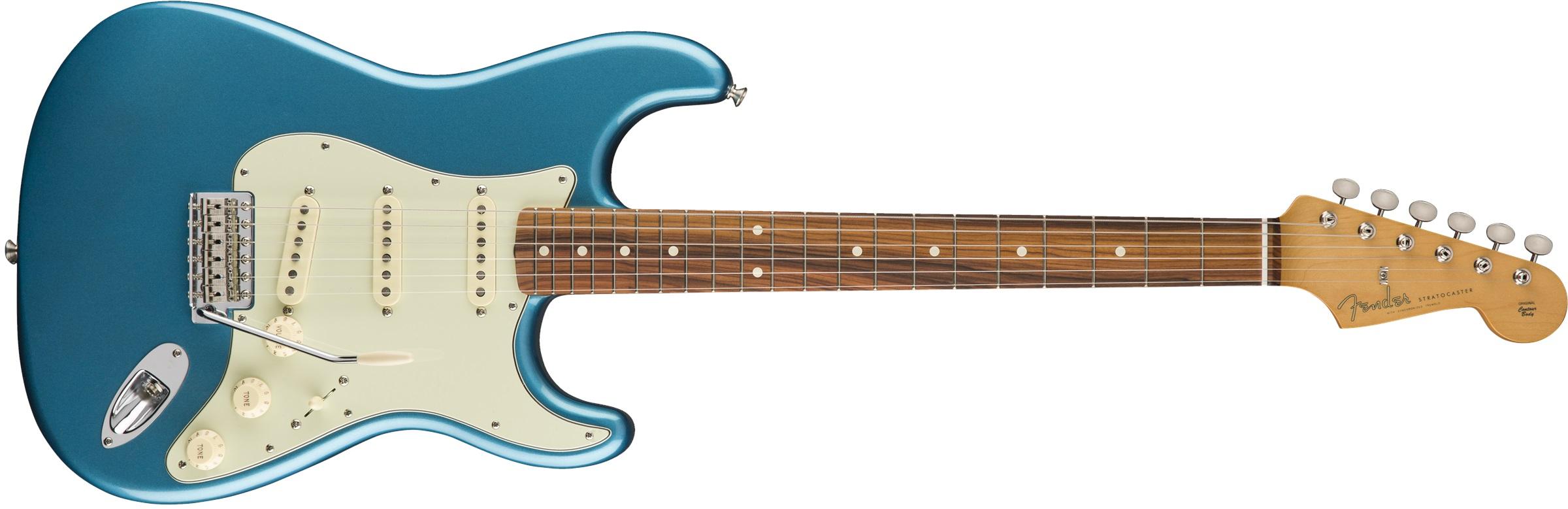 Fender 60s Stratocaster PF PF LPB
