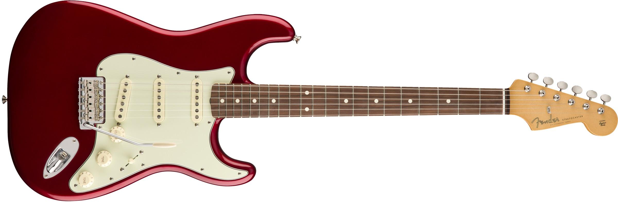Fender 60s Stratocaster PF CAR