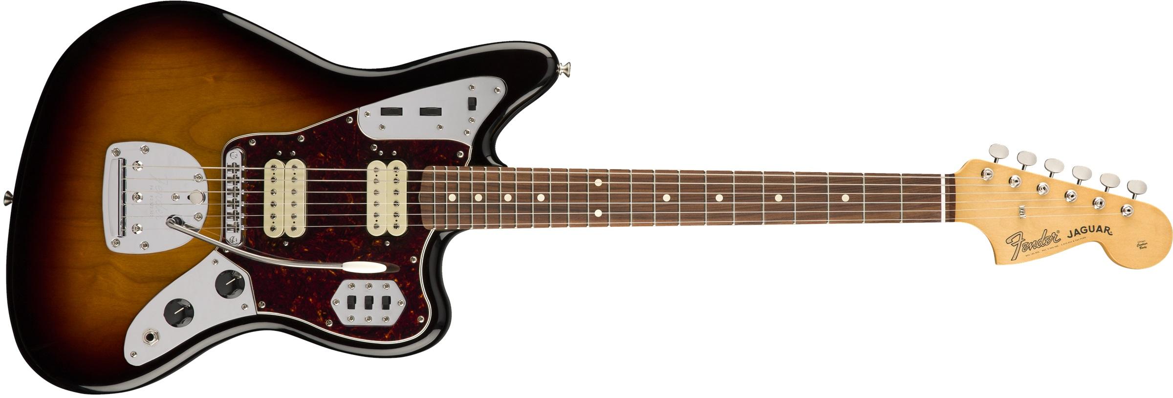 Fender Classic Player Jaguar Special HH PF 3TSB
