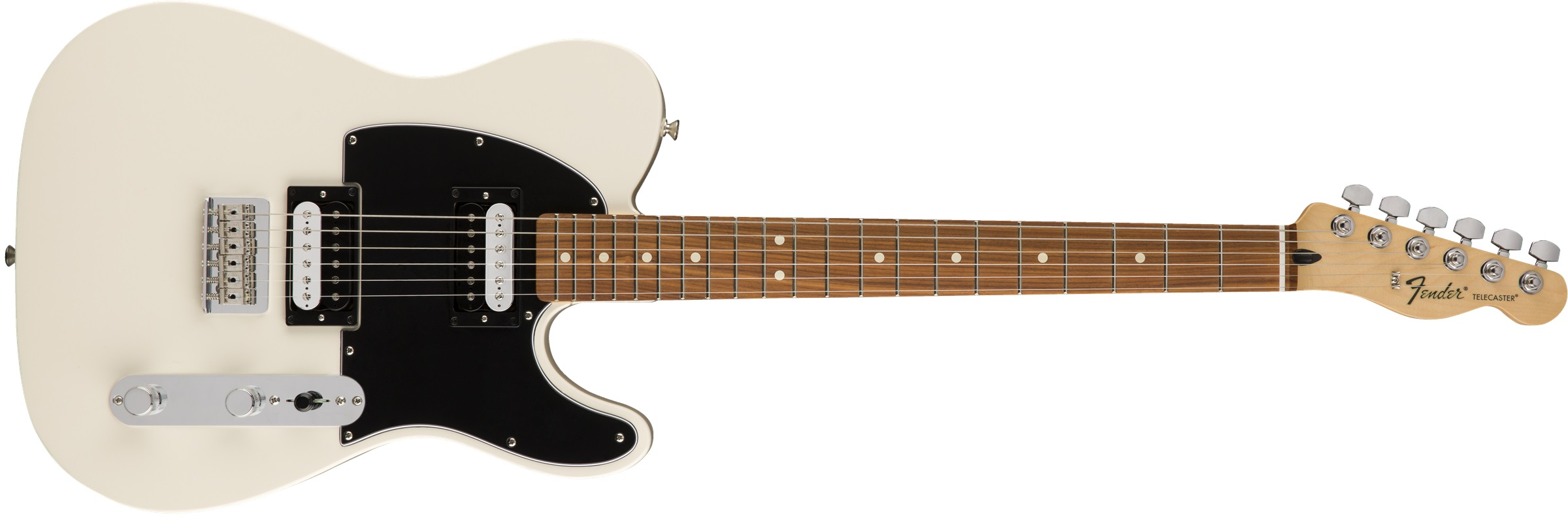 Fender Standard Telecaster HH PF OWT