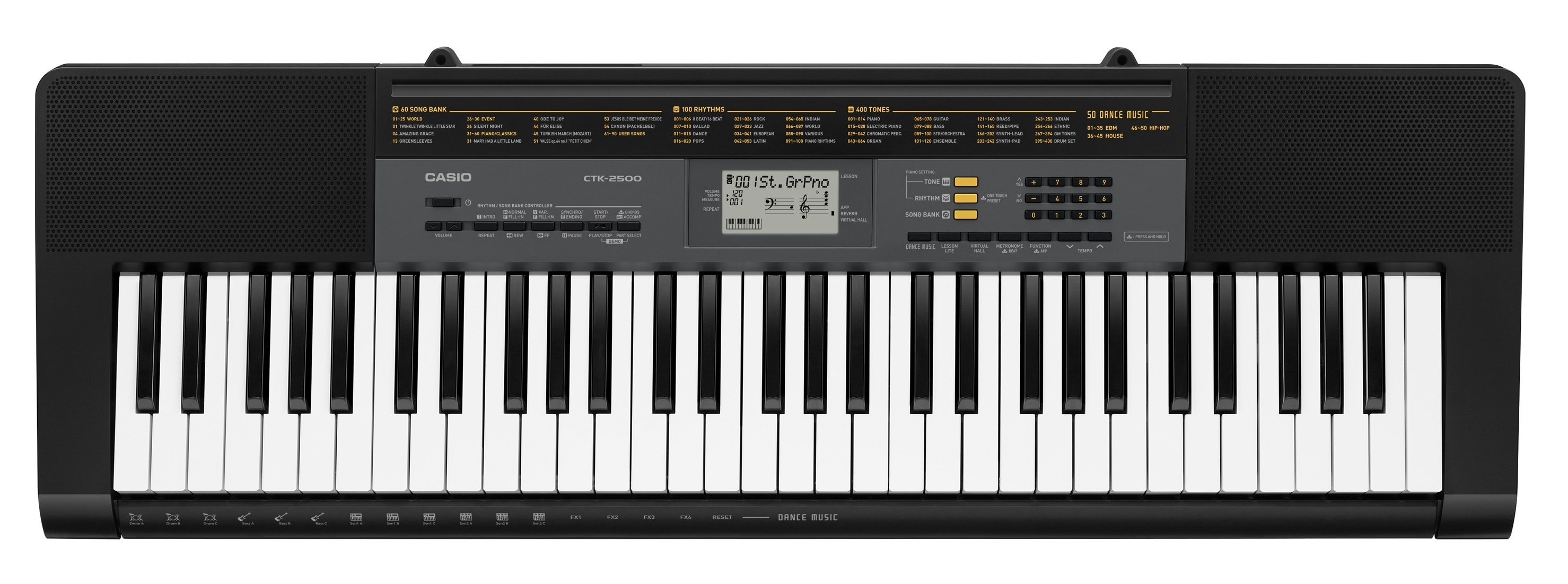Casio CTK-2500