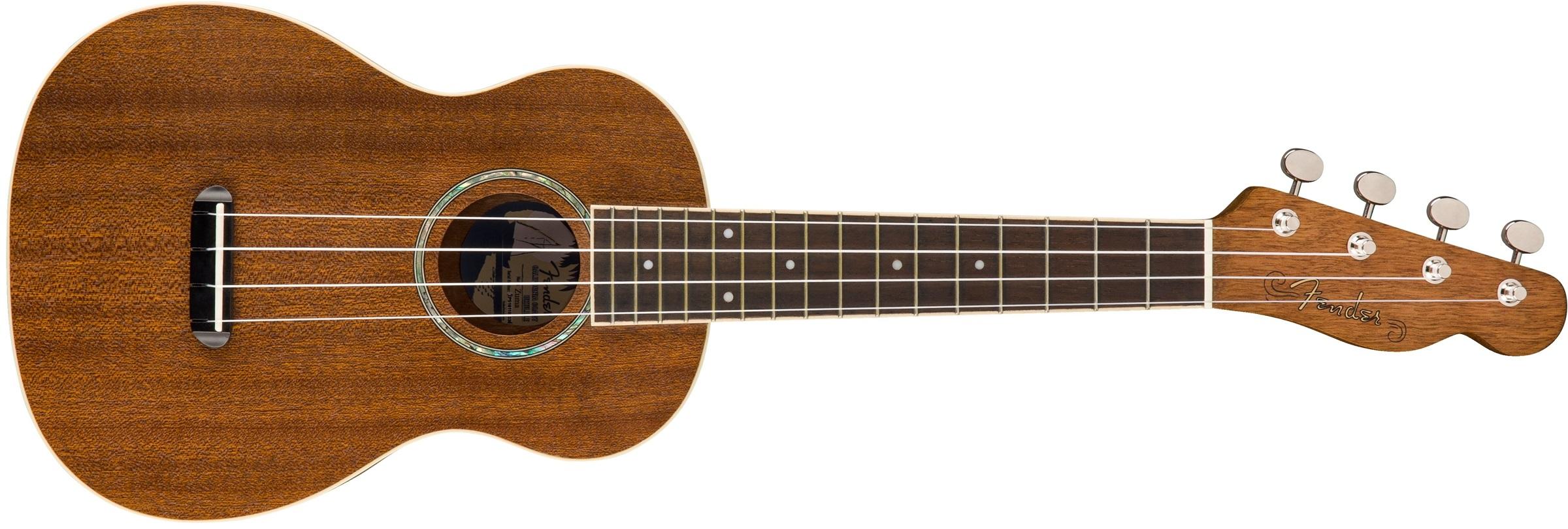 Fender Ukulele Zuma NAT